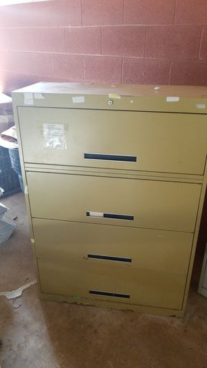 Filing cabinets for Sale in Anderson, SC
