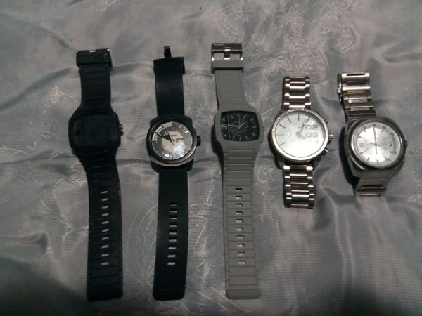 4 diesel watches