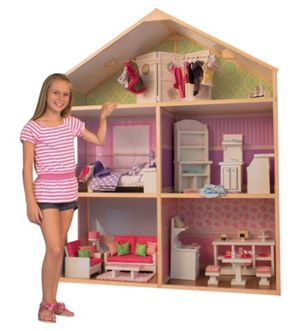"""My Girl's Dollhouse for 18"""" Dolls, Dollie and Me Style for Sale in San Lorenzo, CA"""