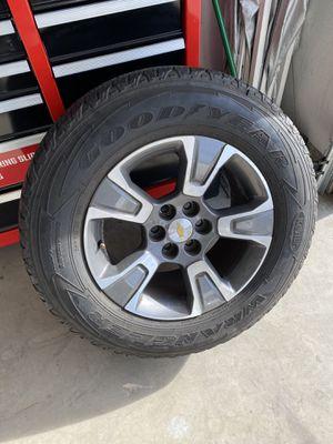 Chevy Colorado 18 inch wheel for Sale in Fontana, CA