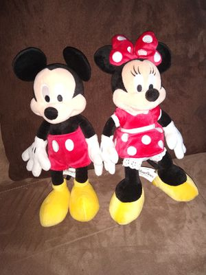 Mickey and Minnie from Disneyland for Sale in Scottsdale, AZ