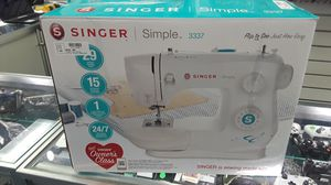 Singer simple 3337 Sewing Machine for Sale in Durham, NC