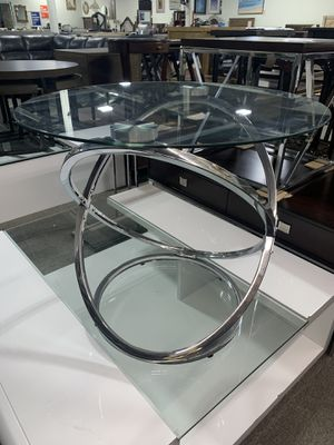 Clear Top End Table for Sale in Anaheim, CA