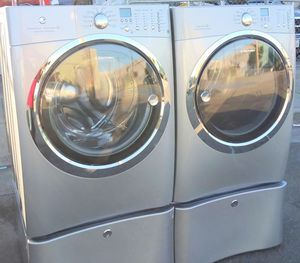 Electrolux washer and electric dryer w/ drawers ⚡️⚡️⚡️ for Sale in San Leandro, CA