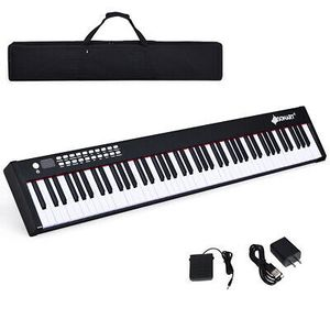 NEW 88 Key Digital Piano Black for Beginners or Musicians for Sale in San Diego, CA