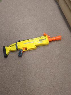 Fortnite Nerf Gun for Sale in Cumberland,  RI