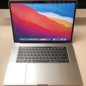 """MacBook Pro 15"""" 2018 2.2GHz 6-Core i7 16GB 256GB with programs for Sale in Ontario, CA"""