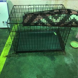 FREE!! 30in Double Door Pet Crate for Sale in Oakland, CA