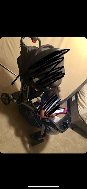 Sit and stand double stroller for Sale in La Vergne, TN