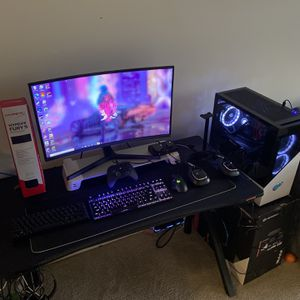 PC Gaming Setup for Sale in Richmond, VA