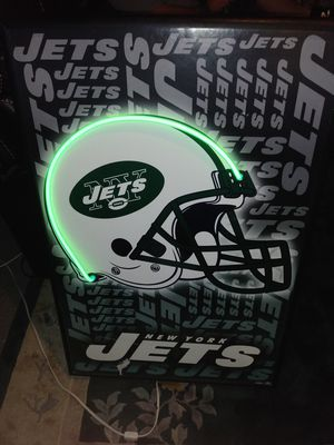 Jets sign for Sale in Bloomfield, NJ