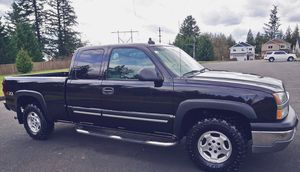 2003 Chevrolet Silverado Black Matt for Sale in Omaha, NE