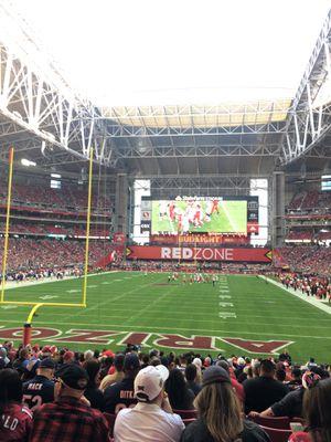 Cardinals vs Niners - Thursday Night football for Sale in Avondale, AZ