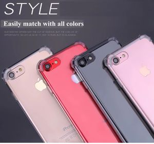 Clear shock proof case for iPhone 6/6s/7/7plus/8/8us/x/xs/xs max/xr for Sale in Los Angeles, CA
