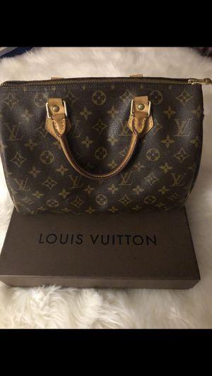 "Louis Vuitton Speedy ""30"" Autentica for Sale in Glendora, CA"