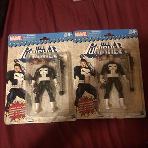"Hasbro Marvel Legends Retro Toy Biz Series PUNISHER 6"" Action Figure for Sale in Dallas, TX"