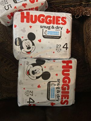 Huggies diapers for Sale in Forest Hill, TX