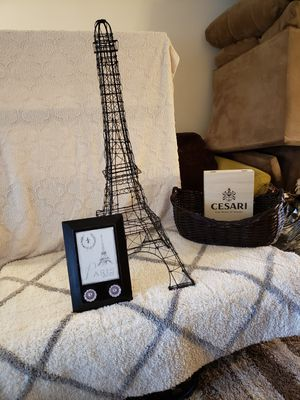 Eiffel tower and Paris for Sale in Long Branch, NJ