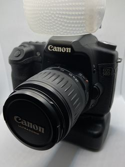 Canon 50D DSLR Bundle for Sale in Tacoma,  WA