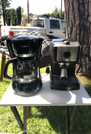 Coffee and espresso makers for Sale in Santa Monica, CA