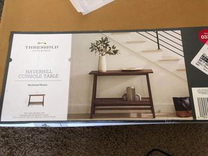 Haverhill Console Table for Sale in Roy, UT