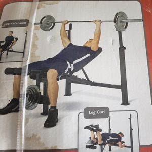 Olympic Bench Press for Sale in Chesapeake, VA
