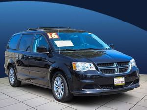 2016 Dodge Grand Caravan for Sale in Hawthorne, CA