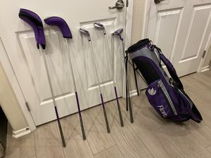 Kids junior golf clubs for Sale in San Diego, CA