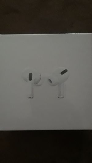 Airpods Pro version Brand new for Sale in Tempe, AZ