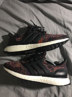 Adidas ultra boost 3.0 Multi Color for Sale in Renton, WA