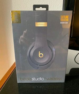 Brand New Beats Studio 3 Wireless Shadow Gray for Sale in Fremont, CA