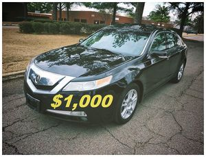 $1OOO Selling my 2009 Acura TL . for Sale in Washington, DC