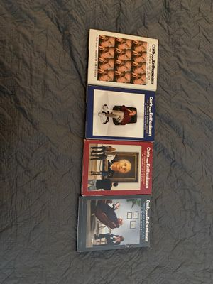 "Complete Seasons of ""Curb Your Enthusiasm"" Season 1,2,6 and 7 (8$ each) for Sale in Baltimore, MD"
