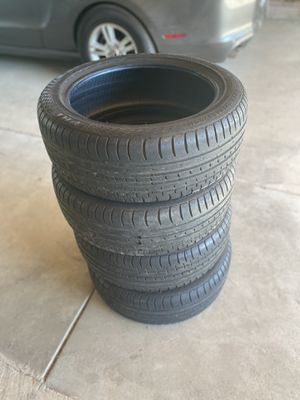 205/50 ZR17 93W XL acceiera phi tires for Sale in Homeland, CA