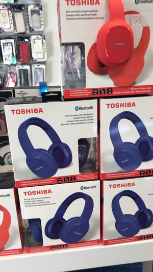 Toshiba Bluetooth headphone for Sale in Doral, FL