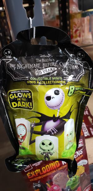 Nightmare Before Christmas Collectible Minis for Sale in Carson, CA