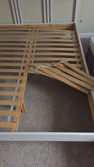 Full sized bed frame for Sale in Wilmington, NC