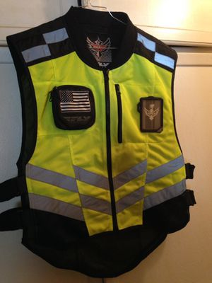 Fly motorcycle vest for Sale in Fontana, CA