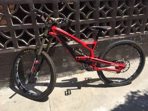 YT TUES CF PRO RACE downhill bike for Sale in San Diego, CA