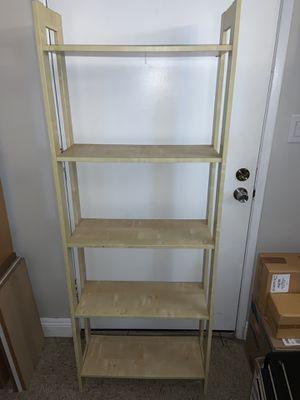 Bookcase bookshelf shelf for Sale in La Mesa, CA