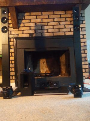 Panasonic home theater with Blu Ray for Sale in Lithonia, GA
