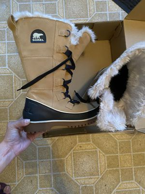Sorel Boots (Size 5.5) for Sale in Winthrop, MA