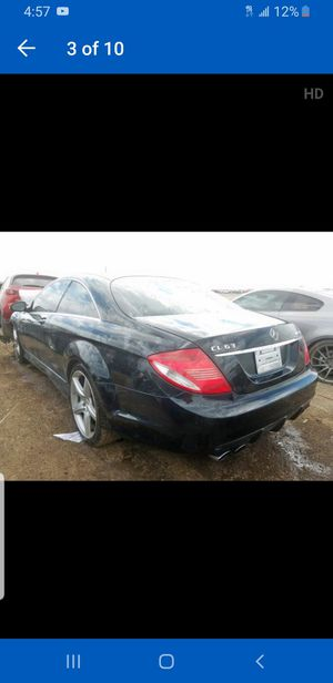 2008 Mercedes CL63 Amg parting out for Sale in Roseville, CA