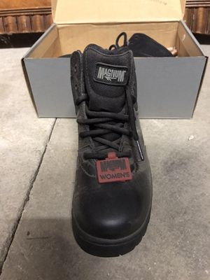 Magnum Women's Midnight Plus 5201w Work Boot, New w/ Box for Sale in Columbus, OH