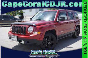 2013 Jeep Patriot for Sale in Cape Coral, FL