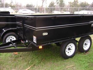 DUMP TRAILERS 6X12 for Sale in Land O Lakes, FL