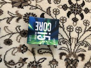 Intel core i5 6600k quad core for Sale in Irvine, CA