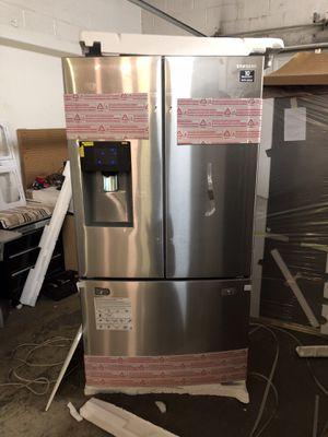 Samsung RF263TEAESR 25.6 Cu. Ft. Stainless Steel French Door Refrigerator - Energy Star for Sale in Las Vegas, NV