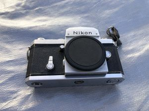 Nikon camera and lenses for Sale in Los Angeles, CA