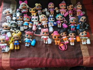 Lol dolls lot for Sale in Houston, TX